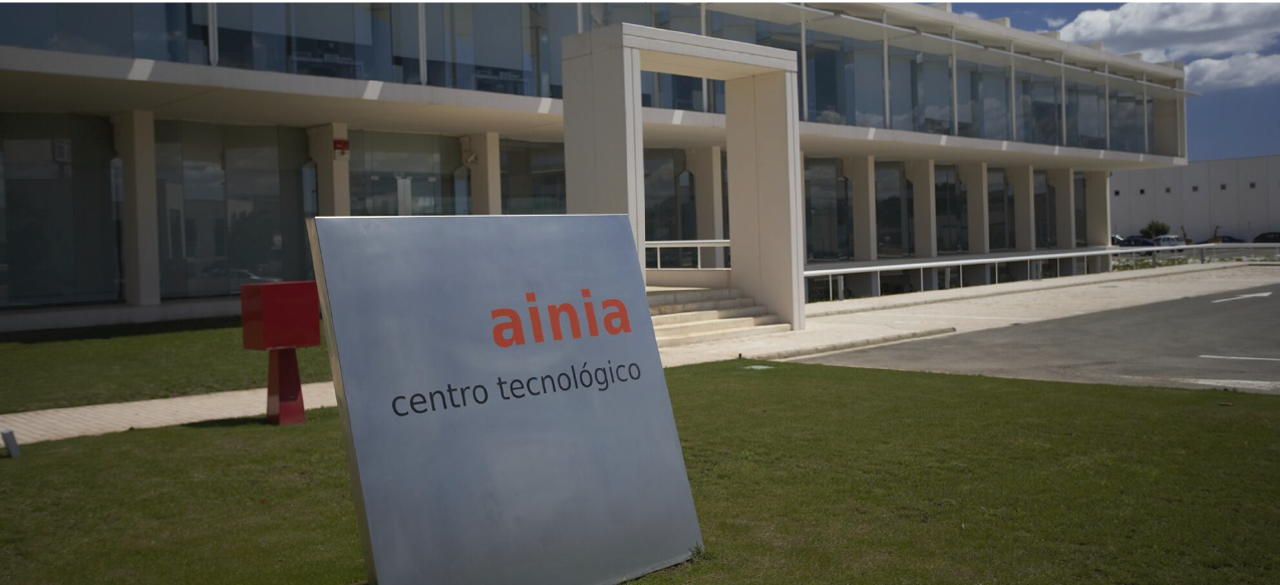 Ainia technology centre has 13,000m2 of facilities equipped to help food and drink companies advance on innovation and technological development